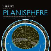 Astronomy & Stargazing, Firefly Planisphere: Latitude 42 Degrees North - 6th Ed.