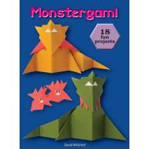Crafts & Hobbies :Monstergami