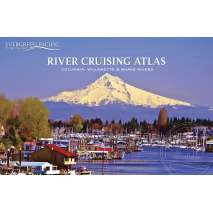 Evergreen Publishing, River Cruising Atlas: Columbia, Snake, Willamette, New Edition