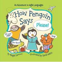 Board Books, How Penguin Says Please!