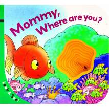 Board Books, Look & See: Mommy, Where Are You?
