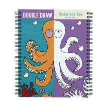 Fish, Sealife, Aquatic Creatures, Double Draw: Under the Sea