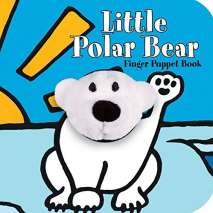 Finger Puppet Books, Little Polar Bear: Finger Puppet Book