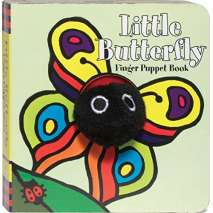 Board Books, Little Butterfly: Finger Puppet Book