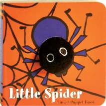 Board Books, Little Spider: Finger Puppet Book
