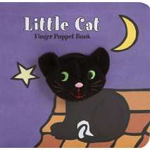 Board Books, Little Cat: Finger Puppet Book