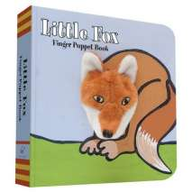 Board Books, Little Fox: Finger Puppet Book