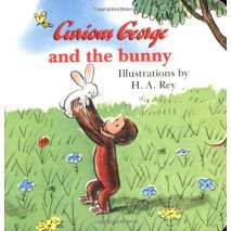 Board Books :Curious George and the Bunny