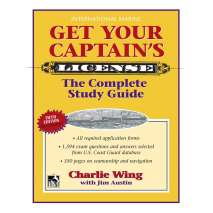 Study Aids, Get Your Captain's License, 5th edition