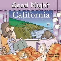 Board Books, Good Night California