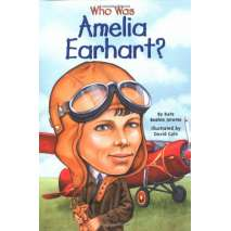 History for Kids, Who Was Amelia Earhart?