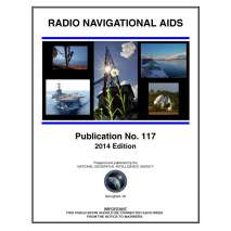 Nautical Publications, PUB 117: Radio Navigational Aids 2014