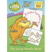 Drawing Books, The Lorax Doodle Book