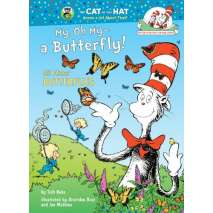 Butterflies, Bugs & Spiders, My, Oh My--A Butterfly!: All About Butterflies