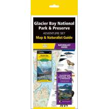 Alaska and British Columbia Travel & Recreation :Glacier Bay National Park & Preserve Adventure Set
