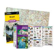 Mexico, Central and South America Travel & Recreation :Brazil Adventure Set