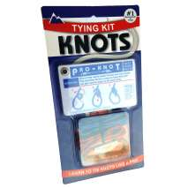 Outdoor Knots, PRO-KNOT KNOT TYING KIT