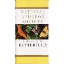 Insect Identification Guides, National Audubon Society Field Guide to North American Butterflies