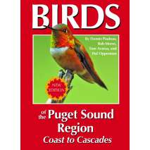 Bird Identification Guides, Birds of the Puget Sound Region Coast to Cacades