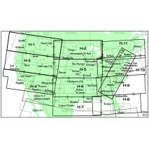 Enroute Charts, FAA Chart: High Altitude Enroute FULL SET