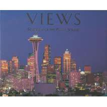 Washington, Views: Seattle and the Puget Sound (PAPERBACK)
