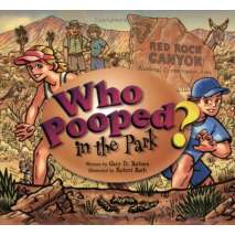 Animals, Who Pooped in the Park? Red Rock Canyon National Conservation Area