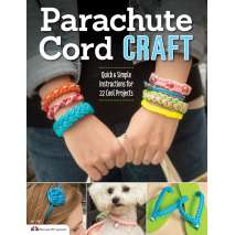 Outdoor Knots, Parachute Cord Craft