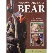 Crafts & Hobbies :Chainsaw Carving a Bear: A Complete Step-By-Step Guide