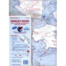 Fishing, Fish-n-Map: Barkley Sound, Tofino through Port Alberni