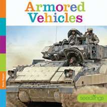 Boats, Trains, Planes, Cars, etc., Armored Vehicles