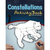 Space & Astronomy for Kids, Constellations Activity Book