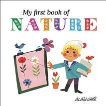 Board Books, My First Book of Nature