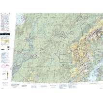 Sectional Charts, FAA Chart: VFR Sectional MCGRATH