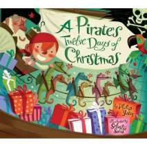 Pirates :A Pirate's Twelve Days of Christmas PAPERBACK
