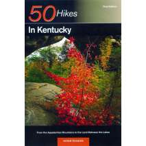 Florida and Southeastern USA Travel & Recreation, 50 Hikes in Kentucky: From the Appalachian Mountains to the Land Between the Lakes
