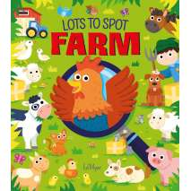 Farm & Domestic Animals, Lots to Spot: Farm