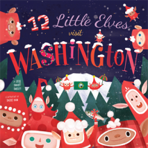 Holidays :12 Little Elves Visit Washington