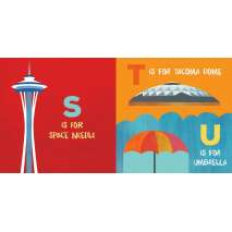 Board Books :W Is for Washington: An Evergreen State ABC Primer