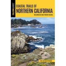 California Travel & Recreation, Coastal Trails of Northern California: Including Best Dog Friendly Beaches