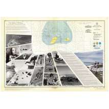 Maritime & Naval History :Battle of Midway's 75th Anniversary Commemorative Chart