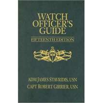 Nautical Books, Watch Officer's Guide: A Handbook for All Deck Watch Officers