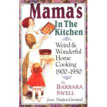 Cookbooks, Food & Drink, Mama's in the Kitchen