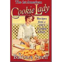 Cookbooks, Food & Drink, The 1st American Cookie Lady