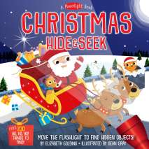 Holidays :A Moonlight Book: Christmas Hide-and-Seek