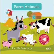 Farm & Domestic Animals, My Little Sound Book: Farm Animals