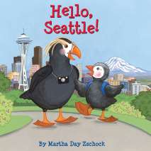 Board Books, Hello, Seattle!