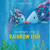 Board Books, Good Night, Little Rainbow Fish