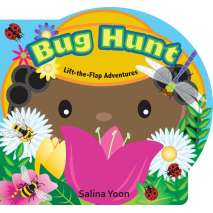 Butterflies, Bugs & Spiders, Bug Hunt (Lift-the-Flap Adventures)
