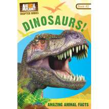 Dinosaurs & Reptiles :Animal Planet Chapter Books: Dinosaurs!
