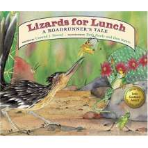 Birds, Lizards for Lunch: A Roadrunner's Tale